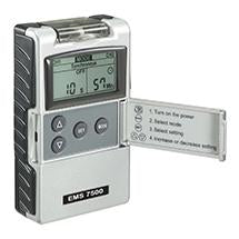 TENS™ EMS 7500 Electrical Muscle Stimulator Unit