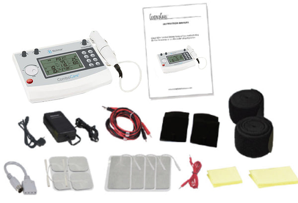 ComboCare™ Clinical Electrotherapy & Ultrasound Unit