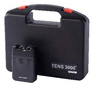 "TENS 3000™ - Buy 10 Units, Get 10 2"" x 2"" Fabric Square Electrodes Free!"