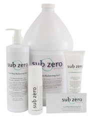 Sub Zero 16oz Bottle w/ Pump