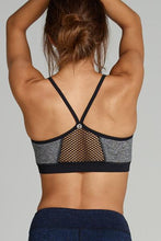 Load image into Gallery viewer, CHICHI Halle Mesh Panel Bra (Print)