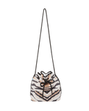 CHUCHKA RONIA NEOPRENE BUCKET BAG