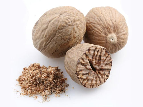 Nutmeg Essential Oil - Angel-Cosmoceuticals