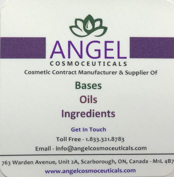 Coconut Oil RBD - Angel-Cosmoceuticals
