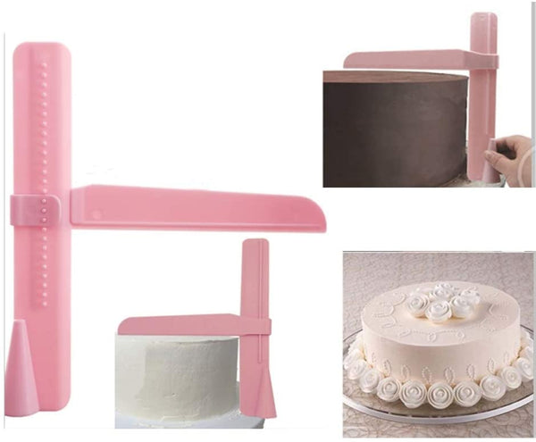 Adjustable Cake Scraper