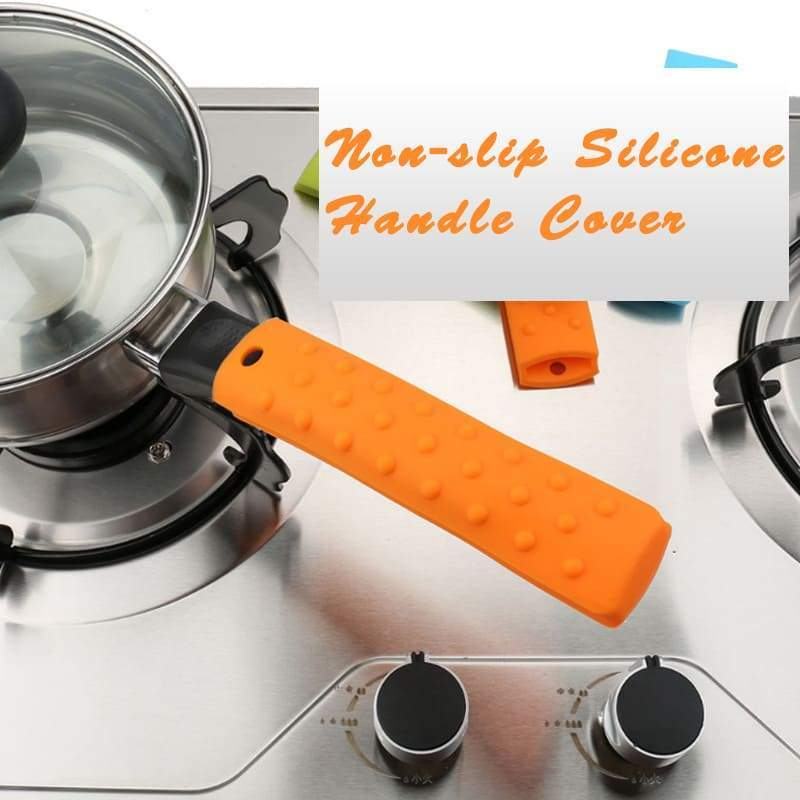 Silicone Non-slip Handle Cover(2pcs)