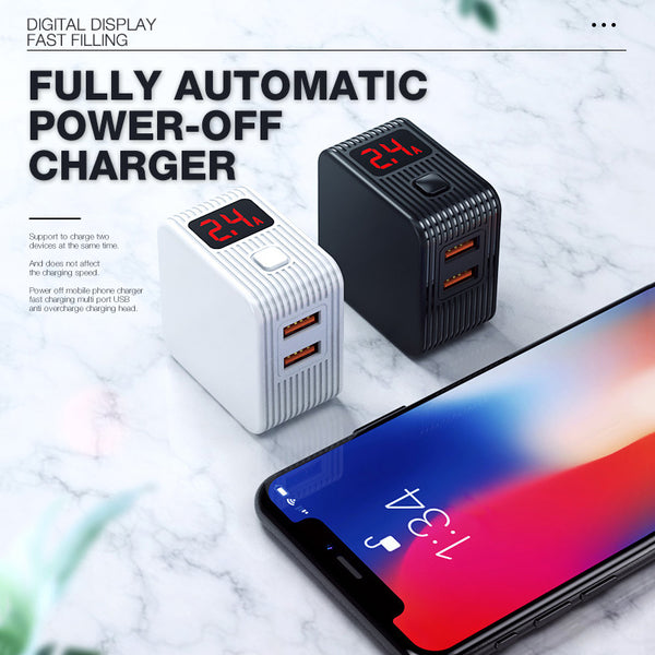 Fully Automatic Power-Off Charger