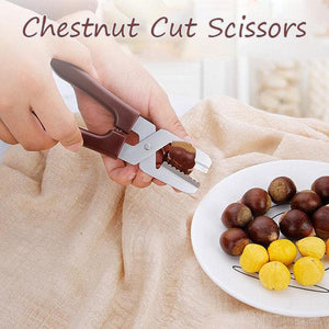 Chestnut Cut Scissors