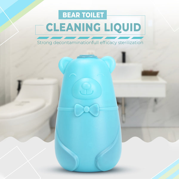 Bear Toilet Cleaning Liquid