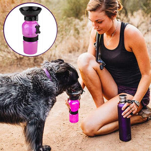 Pet Outdoor Portable Drinking Cup