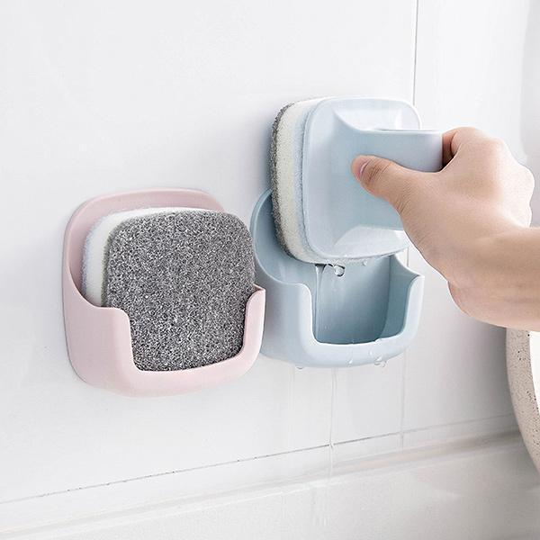 Wall-mounted Replaceable Handheld Clean Brush