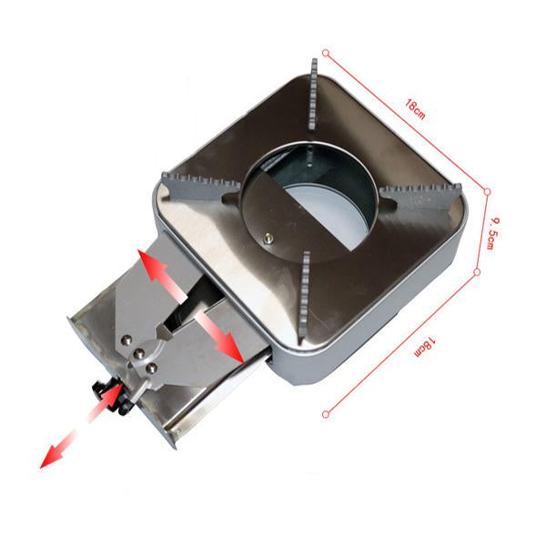 Drawer Type Portable Alcohol Furnace