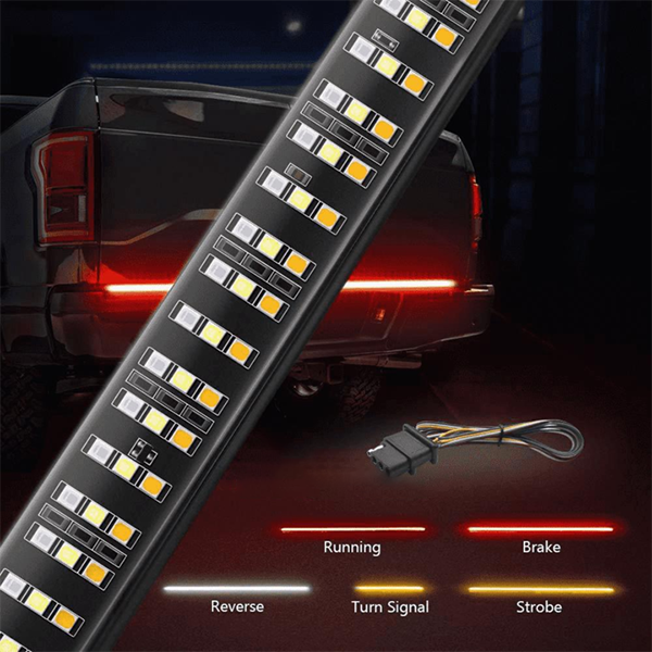 Redline Triple LED Tailgate Light