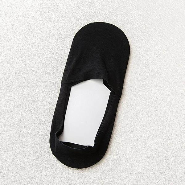 Anti-slip Silicone No Show Socks (5PCS)