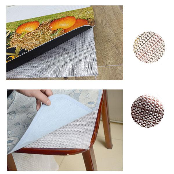 Invisible Bed Sheet Rug Mesh Gripper(3pcs)