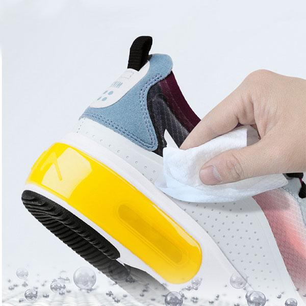 30PCS Shoe Sneaker Cleaner Wipes