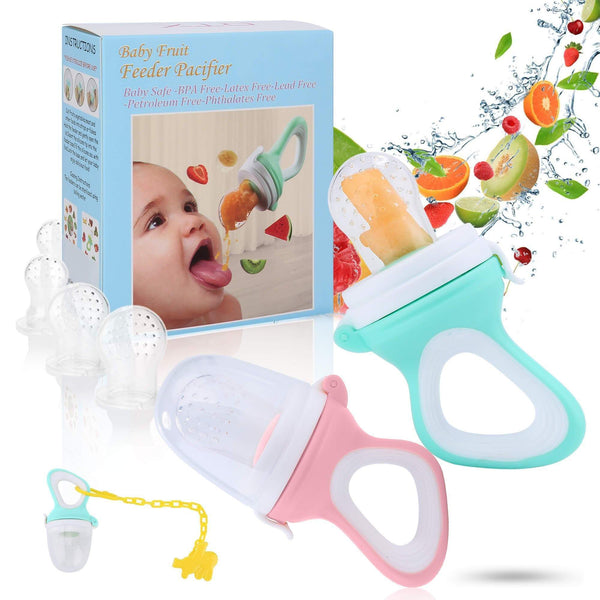 FRUIT FEEDER PACIFIER FOR BABIES