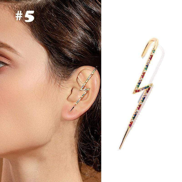 Ear Wrap Crawler Hook Earrings(2PCS)