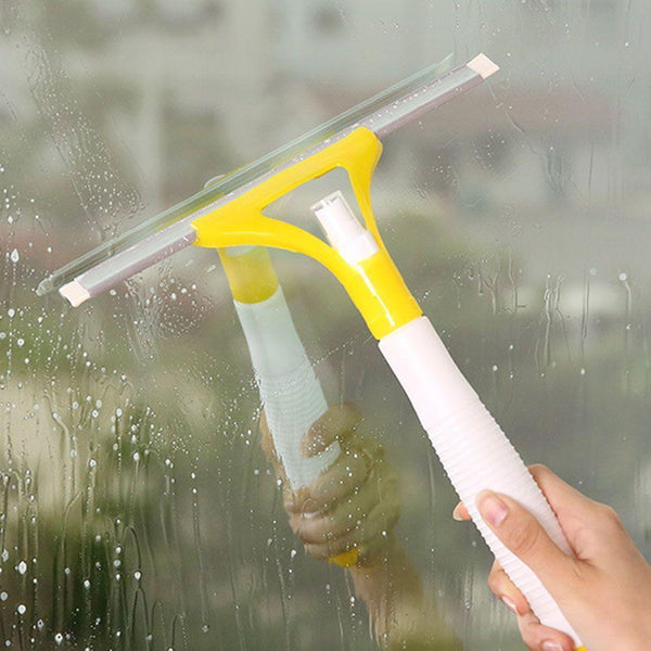 Multifunctional Glass Wipe