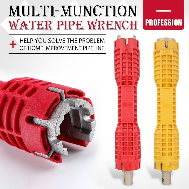 Multi-Munction Water Pipe Wrench