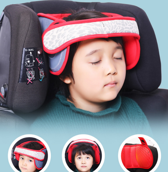 Car Child safety Seat Head Strap
