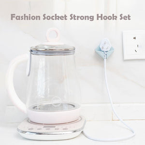 Fashion Socket Strong Hook Set