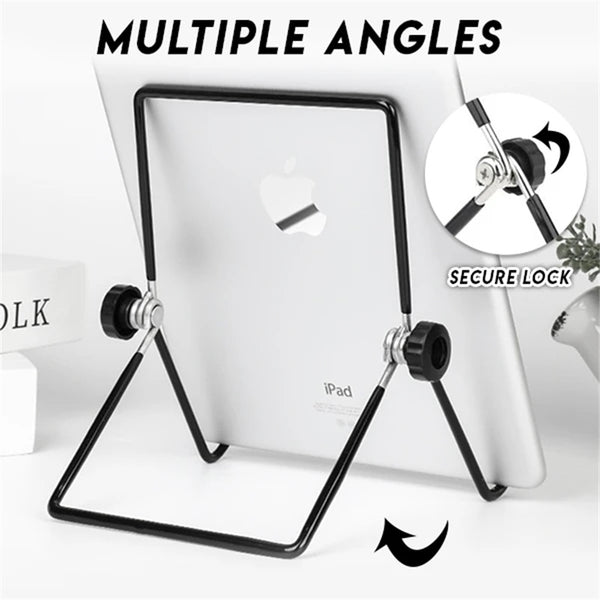 Foldable Minimal Mobile Tablet Stand