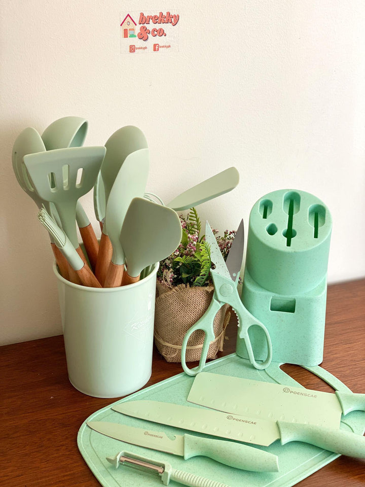 Knife & Utensil Set - Bundle SET