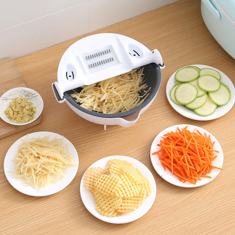 BREKKY™ Vegetable Cutter