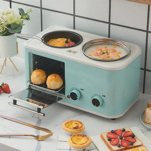 3-in-1 Multifunctional Breakfast Machine