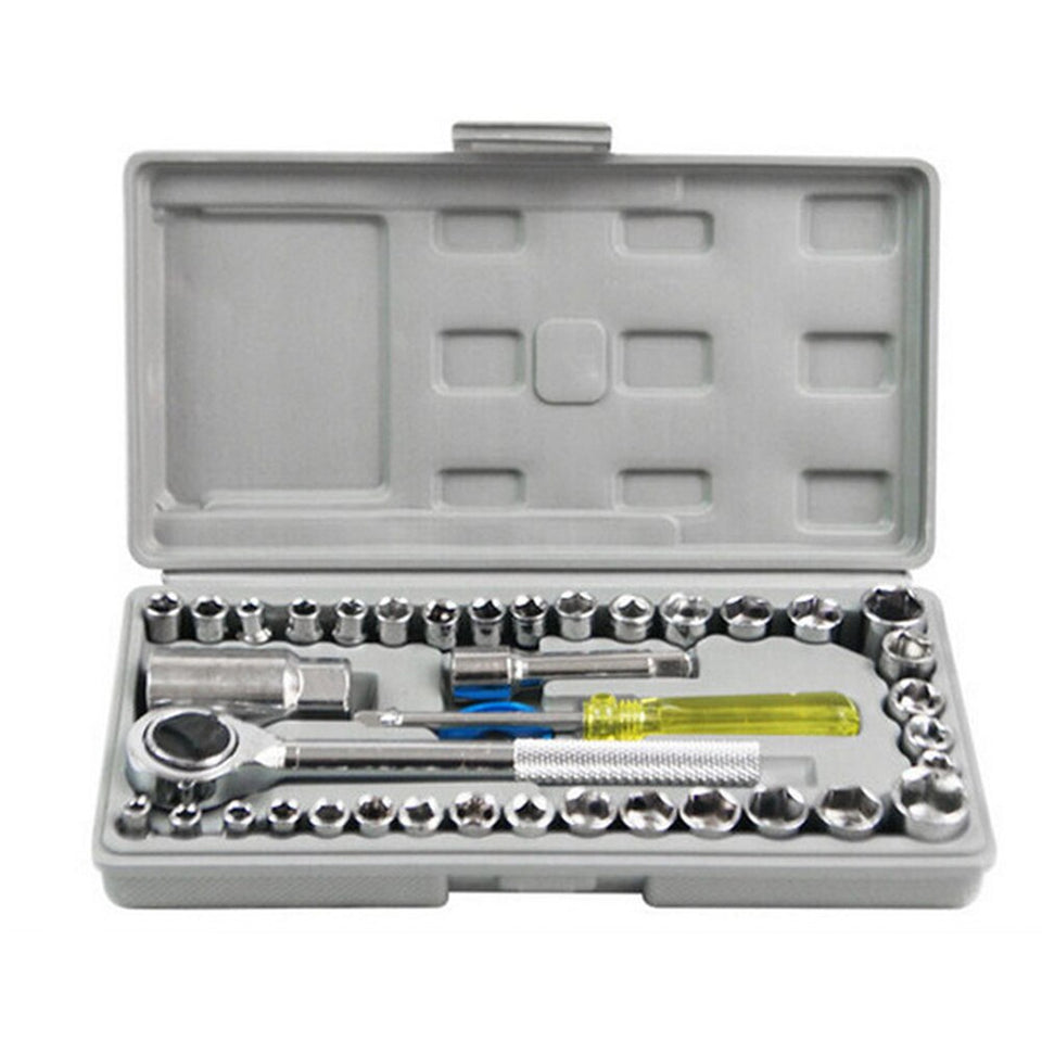 BREKKY™ 40pcs Socket Wrench