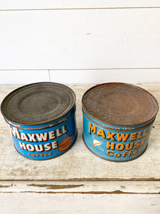 Coffee Can, Maxwell House