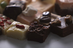 Stewarts® Rum & Raisin Fudge