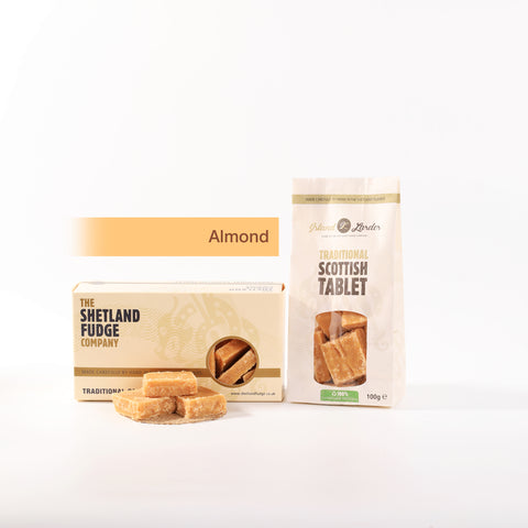 Almond Tablet