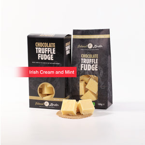 Irish Cream & Mint Fudge