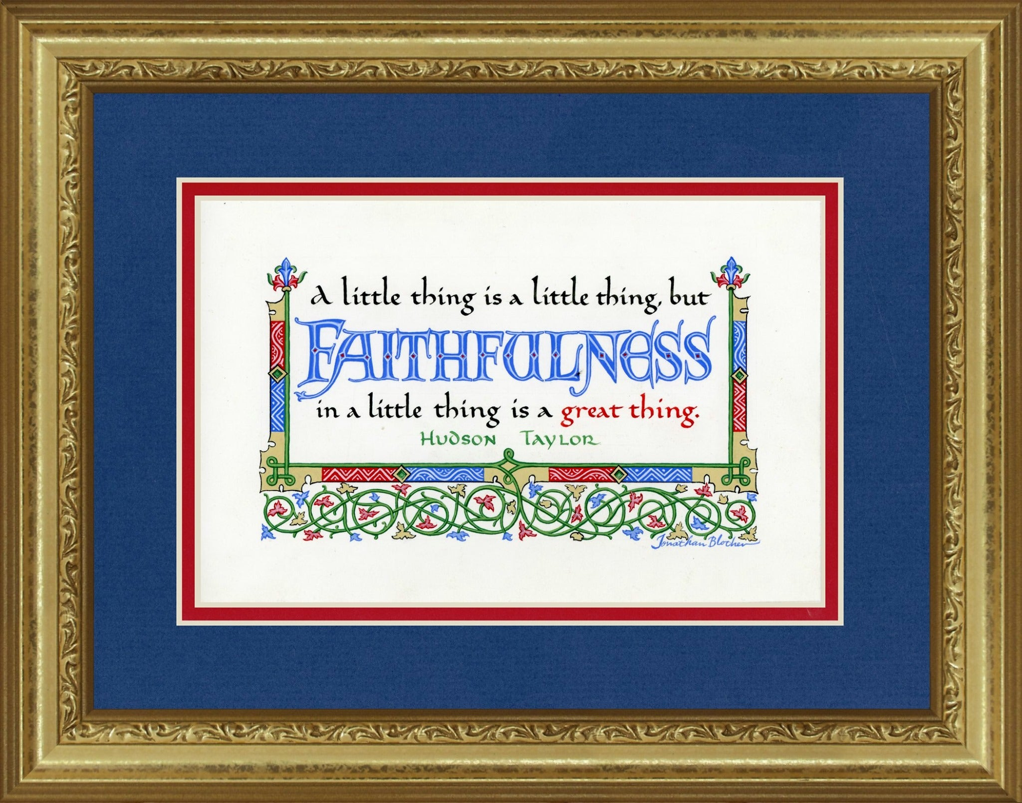Hudson Taylor Faithfulness