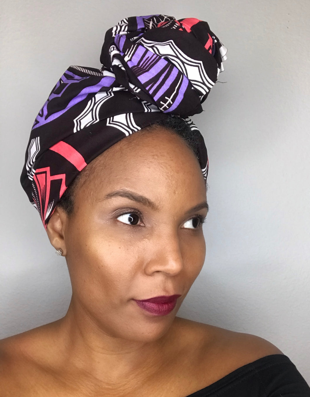 Lotus Head Wrap