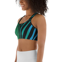 Load image into Gallery viewer, Angel Fish Sports Bra