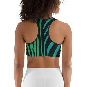 Angel Fish Sports Bra