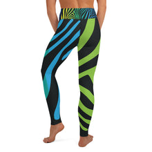 Load image into Gallery viewer, Angel Fish Yoga Leggings
