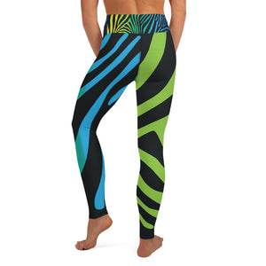 Angel Fish Yoga Leggings