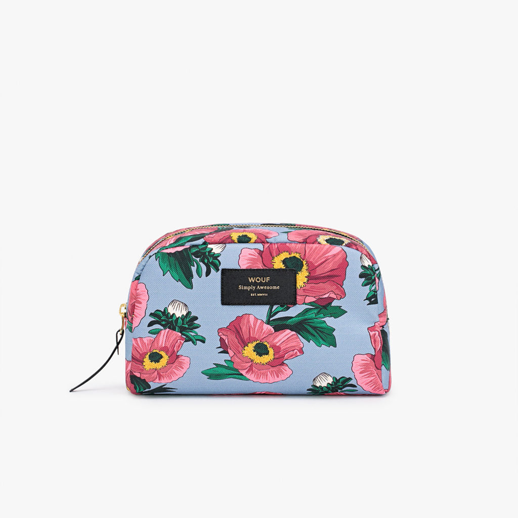 Flowers Wash Bag