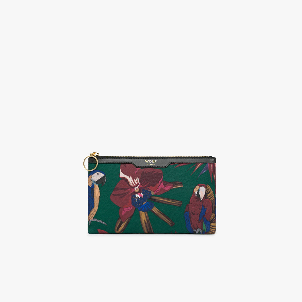 Tropical Night Pocket Clutch