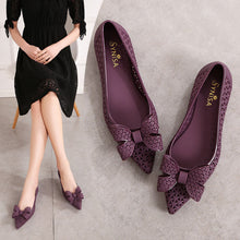 Load image into Gallery viewer, Roman Sandals Hollow Female Online Hot Fairy Style Waterproof Flat Shoes