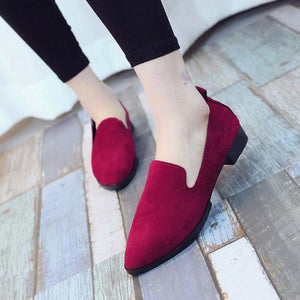 2020 Spring Women Sizes 35-40 Casual Comfortable Flats Shoes