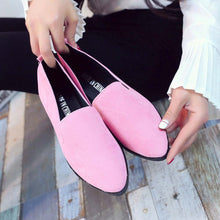 Load image into Gallery viewer, 2020 Spring Women Sizes 35-40 Casual Comfortable Flats Shoes