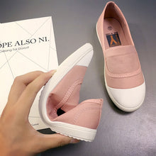 Load image into Gallery viewer, Women White Casual Fashion Sole Solid Closed Toe Soft Shoes