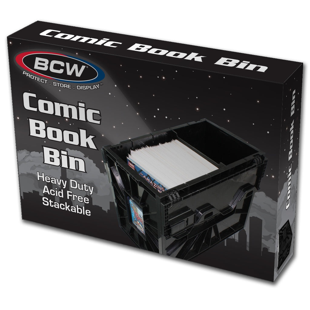 BCW Short Comic Book Bin - Comic Books - BCW - hobbymasterstore