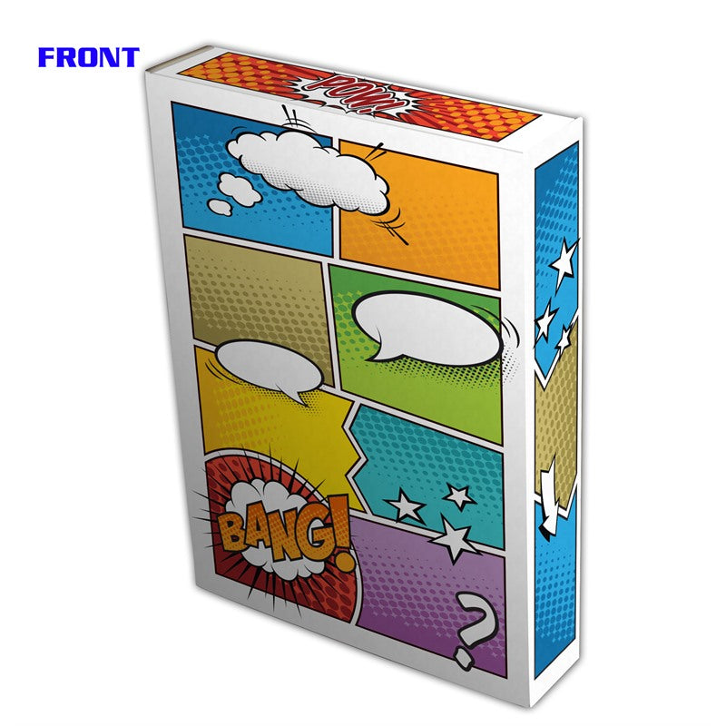Comic Book Stor-folio
