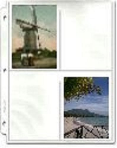 "Postcard Pages, Regular 3½"" x 5½"" - Postcard Pages - Hobby Master - hobbymasterstore"